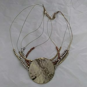 Jewelry - Abstract Egyptian Style Necklace